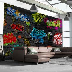 Fotótapéta - Graffiti wall