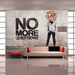 Fotótapéta - No more questions