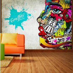Fotótapéta - Graffiti beauty