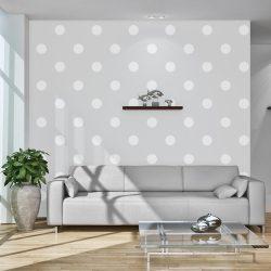 Fotótapéta - Cheerful polka dots