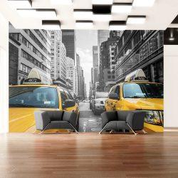 Fotótapéta - New York taxi