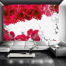 Fotótapéta - Colors of spring: red