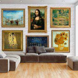 Fotótapéta - Wall of treasures
