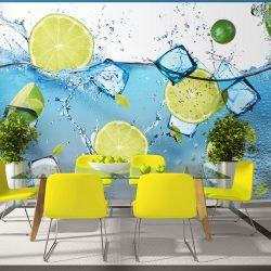 Fotótapéta - Refreshing lemonade