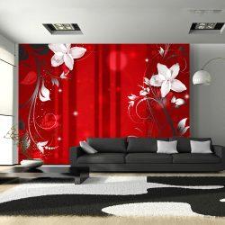 Fotótapéta - Flowering scarlet