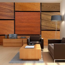 Fotótapéta - Wooden cubes