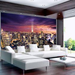 Fotótapéta - Evening in New York City