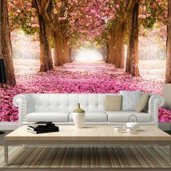 Fotótapéta - Pink grove