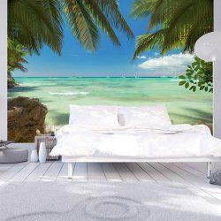 Fotótapéta - Relaxing on the beach