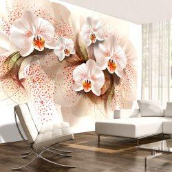 Fotótapéta - Pale yellow orchids