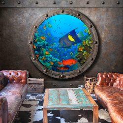 Fotótapéta - Submarine Window