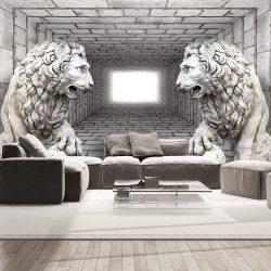 Fotótapéta - Stone Lions