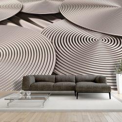 Fotótapéta -  Copper Spirals
