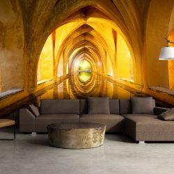 Fotótapéta - The Golden Corridor