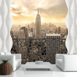 Fotótapéta - Light of New York