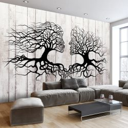 Fotótapéta - A Kiss of a Trees