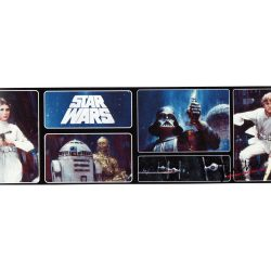 Star Wars öntapadós bordűr