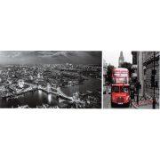 London képekben öntapadós bordűr