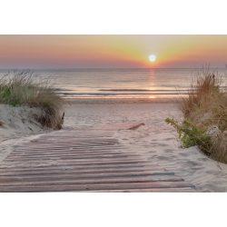 Naplemente és tengerpart fotótapéta több méretben, alapanyagban