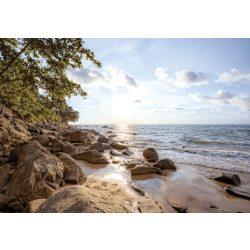 Sziklás tengerpart fotótapéta több méretben, alapanyagban