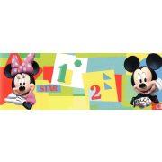 Disney öntapadó gyerek bordűr Minnie egér számok