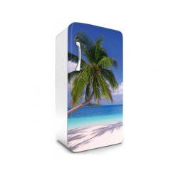 Beach öntapadós hűtő poszter