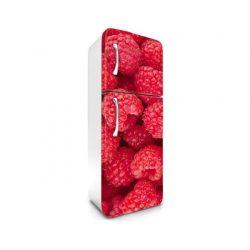 Raspberry öntapadós hűtő poszter