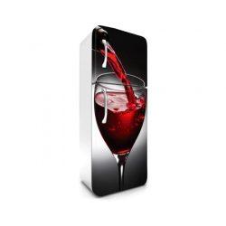 Wine öntapadós hűtő poszter