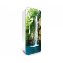 Waterfall öntapadós hűtő poszter