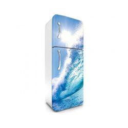 Wave öntapadós hűtő poszter