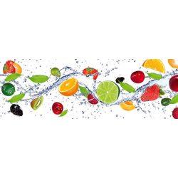 FRUITS öntapadós konyhai poszter