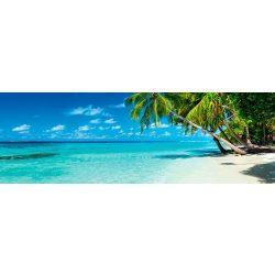 PARADISE BEACH öntapadós konyhai poszter