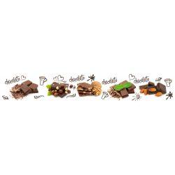 CHOCOLATE öntapadós konyhai poszter