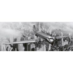 AIRPLANE fotótapéta, poszter, vlies alapanyag, 375x150 cm