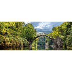 ARCH BRIDGE fotótapéta, poszter, vlies alapanyag, 375x150 cm