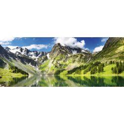 LAKE fotótapéta, poszter, vlies alapanyag, 375x150 cm
