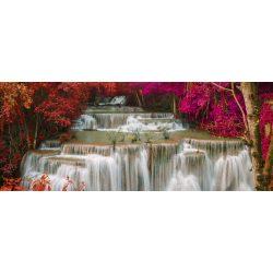 RAIN FOREST fotótapéta, poszter, vlies alapanyag, 375x150 cm