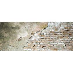 GRUNGE WALL fotótapéta, poszter, vlies alapanyag, 375x150 cm
