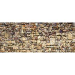 ROCK WALL fotótapéta, poszter, vlies alapanyag, 375x150 cm