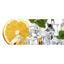 LEMON AND ICE fotótapéta, poszter, vlies alapanyag, 375x150 cm