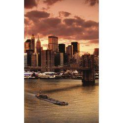 NEW YORK fotótapéta, poszter, vlies alapanyag, 150x250 cm