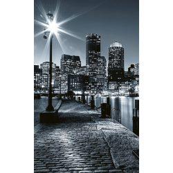 BOSTON fotótapéta, poszter, vlies alapanyag, 150x250 cm