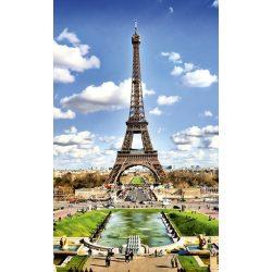 PARIS fotótapéta, poszter, vlies alapanyag, 150x250 cm
