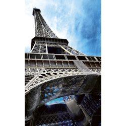 EIFFLE TOWER fotótapéta, poszter, vlies alapanyag, 150x250 cm