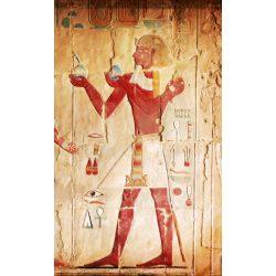 EGYPT PAINTING fotótapéta, poszter, vlies alapanyag, 150x250 cm