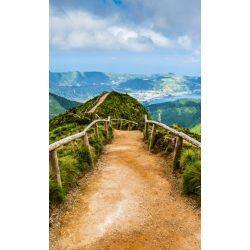 WALKING PATH fotótapéta, poszter, vlies alapanyag, 150x250 cm