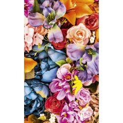 VINTAGE FLOWERS fotótapéta, poszter, vlies alapanyag, 150x250 cm