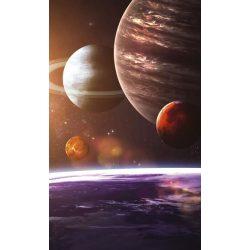 SOLAR SYSTEM fotótapéta, poszter, vlies alapanyag, 150x250 cm