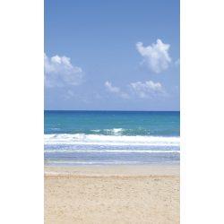 EMPTY BEACH fotótapéta, poszter, vlies alapanyag, 150x250 cm