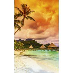 POLYNESIA fotótapéta, poszter, vlies alapanyag, 150x250 cm